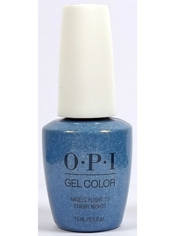 Angels Flight to Starry Nights * OPI Gelcolor