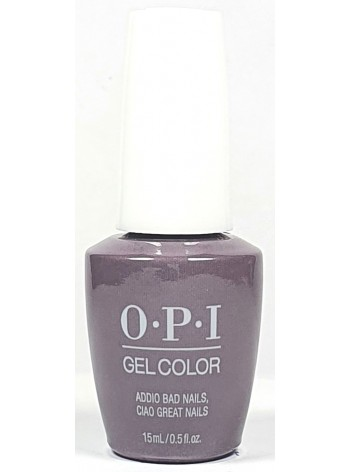 Addio Bad Nails Ciao Great Nails * OPI Gelcolor