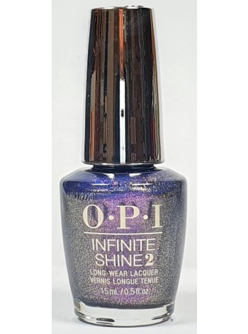 Leonardo's Model Color * OPI Infinite Shine