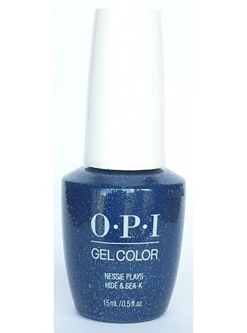 Nessie Plays Hide & Sea-k * OPI Gelcolor