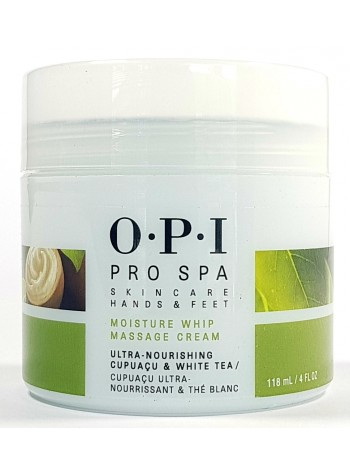 OPI Pro SPA Moisture Whip Massage Cream-118 ml
