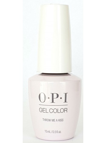 Throw Me A Kiss * OPI Gelcolor