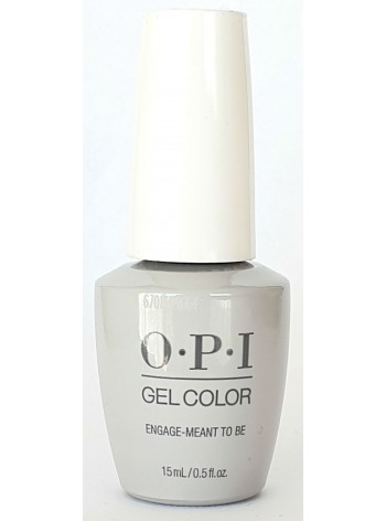 Engage-Meant To Be * OPI Gelcolor