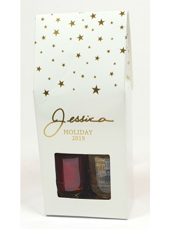 Jessica 2019 Holiday Starlights Minis Passionate Kiss