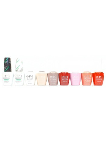 OPI GelColor Iconic Shades Kit