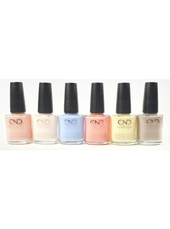 CND Vinylux Colors of You Collection