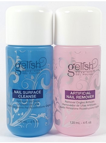 Harmony Gelish Cleanse + Remover Kit