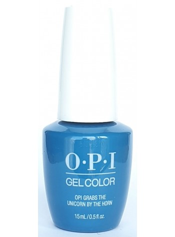 OPI Grabs The Unicorn By The Horn * OPI Gelcolor