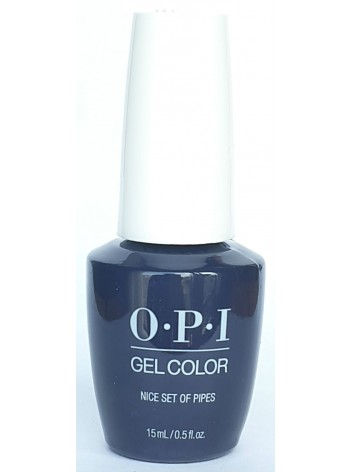 Nice Set Of Pipes * OPI Gelcolor