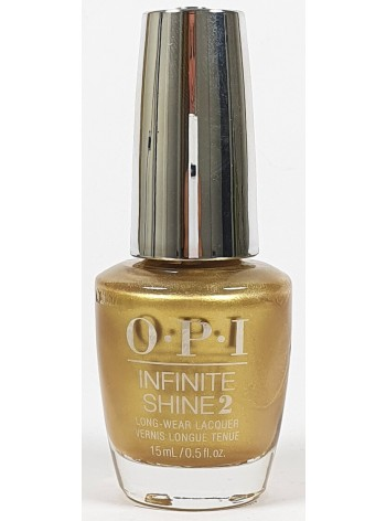 This Gold Sleighs Me * OPI Infinite Shine