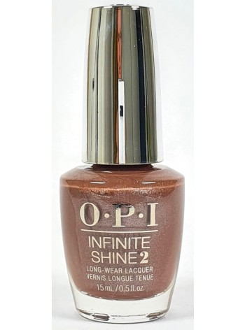 Gingerbread Man Can * OPI Infinite Shine