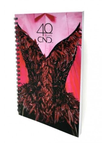 CND 40th Anniversary Notebook