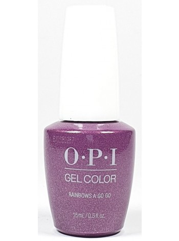 Rainbows a Go Go * OPI Gelcolor