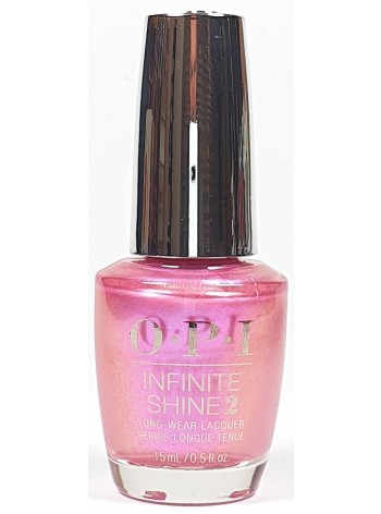 Rainbows in Your Fuchsia * OPI Infinite Shine