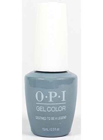 Destined To Be A Legend * OPI Gelcolor