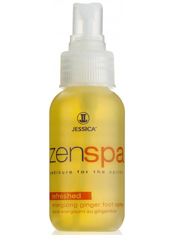 Foot Spray Ginger * Jessica ZENSPA-59 ml