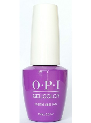 Positive Vibes Only * OPI Gelcolor
