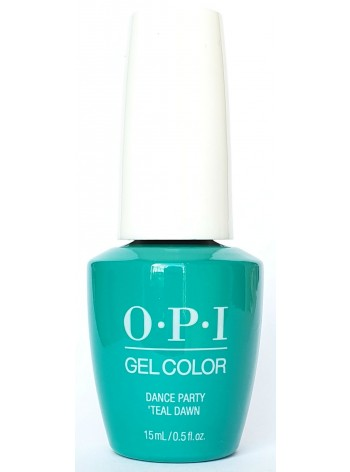 Dance Party 'Teal Dawn * OPI Gelcolor