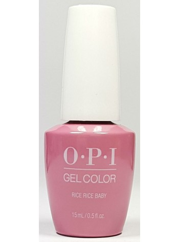 Rice Rice Baby * OPI Gelcolor