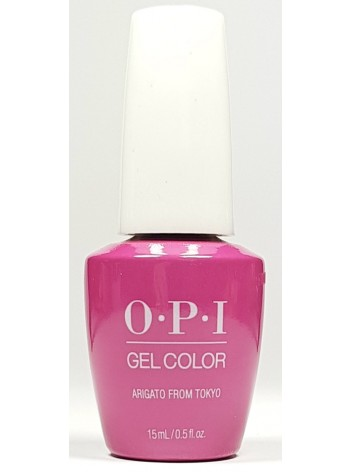 Arigato From Tokyo * OPI Gelcolor
