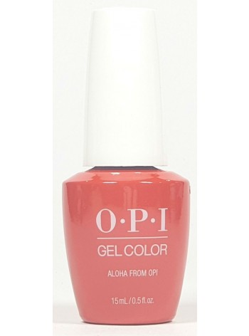 Aloha from OPI * OPI GelColor