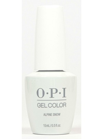 Alpine Snow * OPI Gelcolor