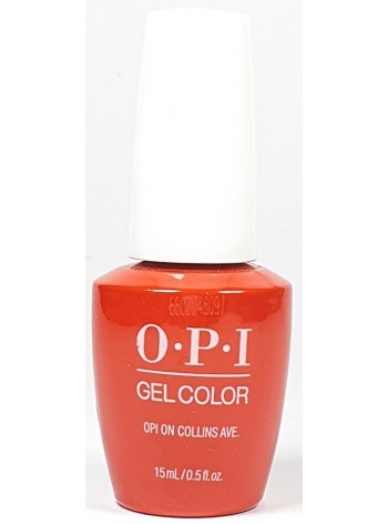 OPI on Collins Ave. * OPI Gelcolor