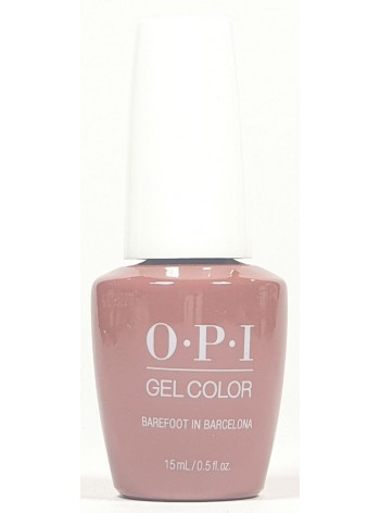 BareFoot In Barcelona * OPI Gelcolor