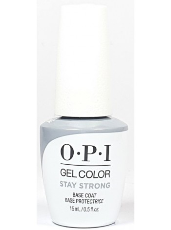 Stay Strong Base Coat * OPI Gelcolor