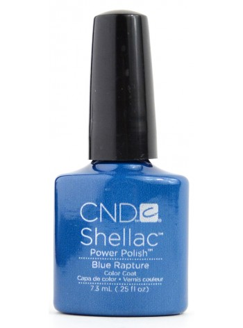 Blue Rapture * CND Shellac
