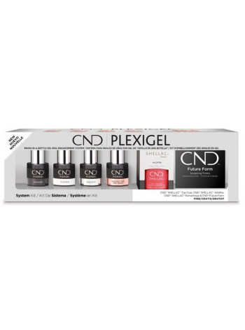CND PlexiGel Shaper Kit