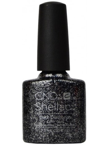 Dark Diamond * CND Shellac