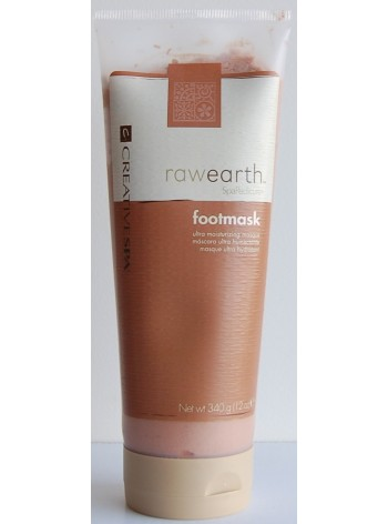 CND Pedicure Raw Earth FOOT MASK - 340 G