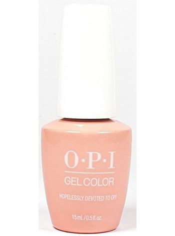 Hopelessly Devoted To Opi * OPI Gelcolor