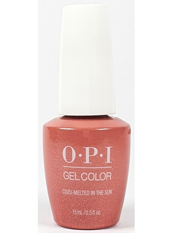 Cozu-melted in the Sun * OPI Gelcolor