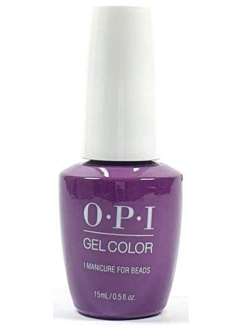 I Manicure for Beads * OPI Gelcolor