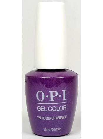 The Sound of Vibrance * OPI Gelcolor