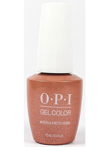 Worth a Pretty Penne * OPI Gelcolor