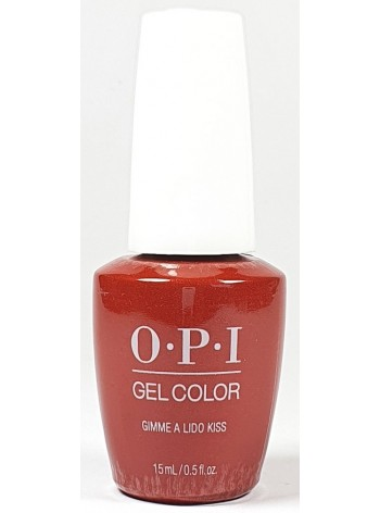 Gimme a Lido Kiss * OPI Gelcolor
