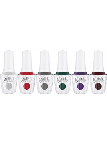 Harmony Gelish Disney Villains Collection