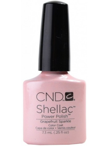 Grapefruit Sparkle * CND Shellac