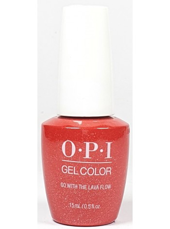 Go with the Lava Flow * OPI Gelcolor