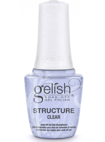 Harmony Gelish Structure Brush-On Clear