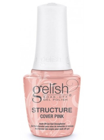 Harmony Gelish Structure Brush-On Cover Pink