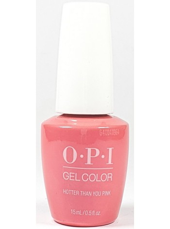 Hotter Than You Pink * OPI Gelcolor