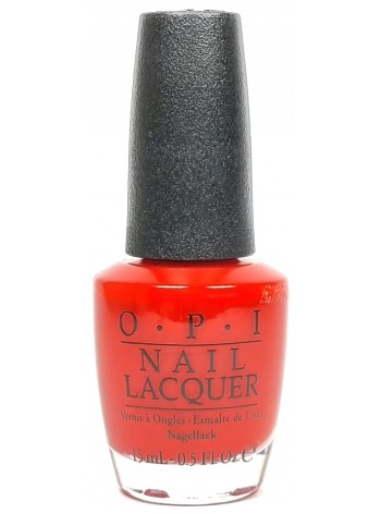 Got the Mean Reds * OPI