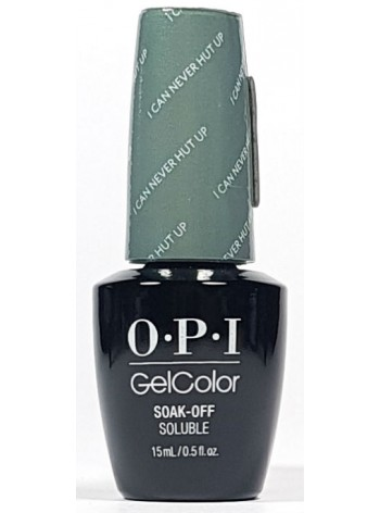 I Can Never Hut Up * OPI Gelcolor
