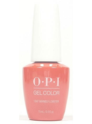 I Eat Mainely Lobster * OPI Gelcolor