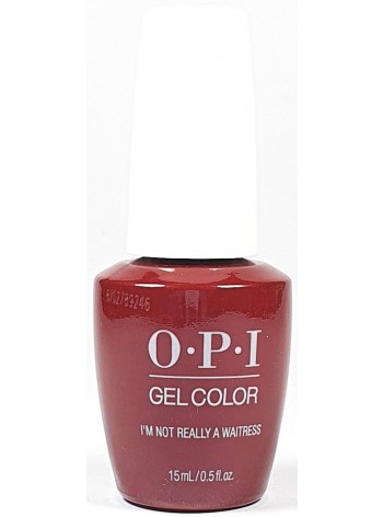I'M Not Really A Waitress * OPI Gelcolor