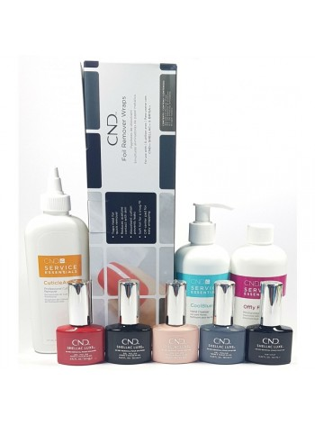 CND Shellac LUXE Intro Kit